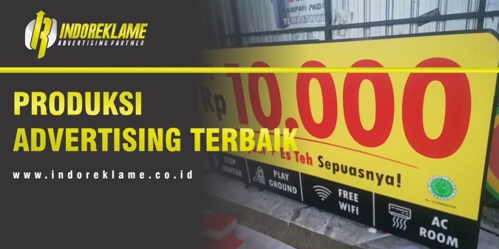 Jasa Advertising terbaik di Jawa Tengah