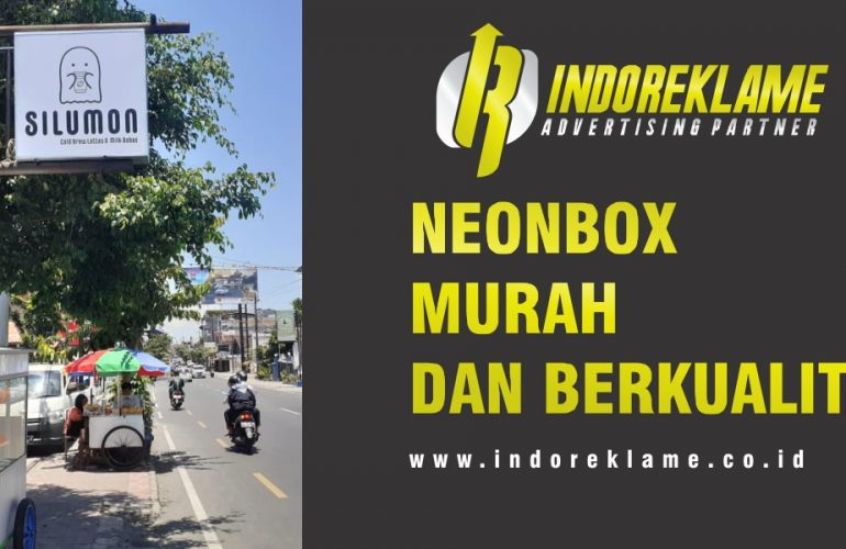 indoreklame advertising Neonbox