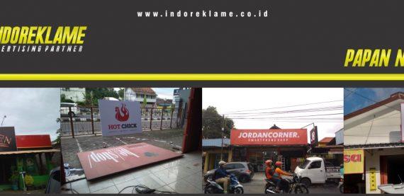 indoreklame advertising neonbox