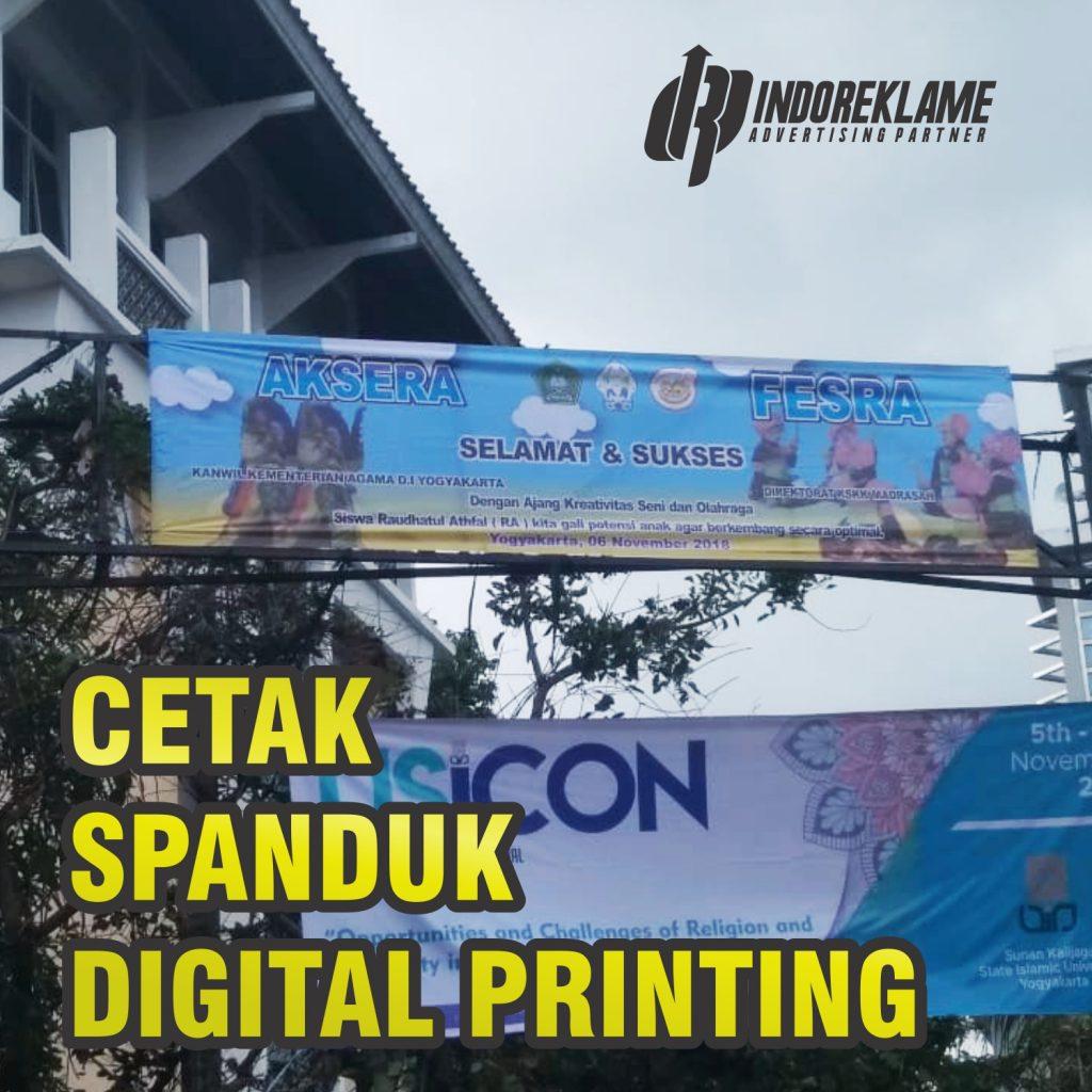 Cetak spanduk digital printing