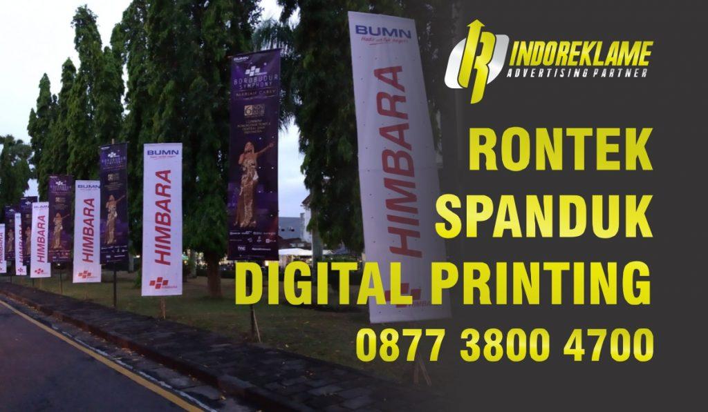 Spanduk digital printing