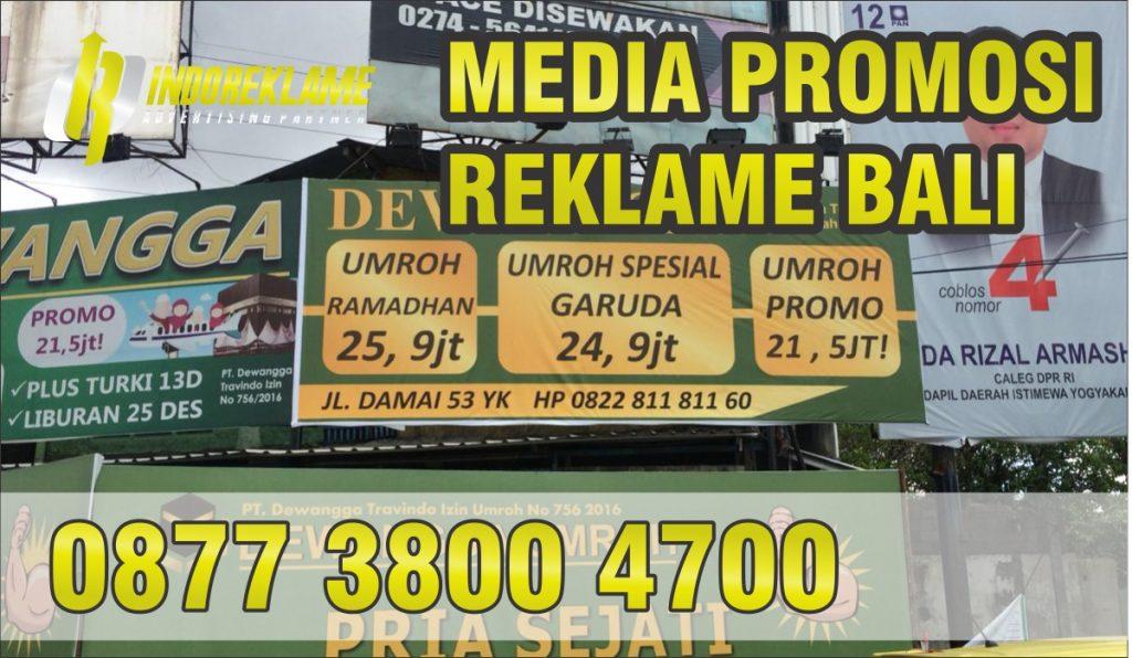 Jasa Advertising Bali