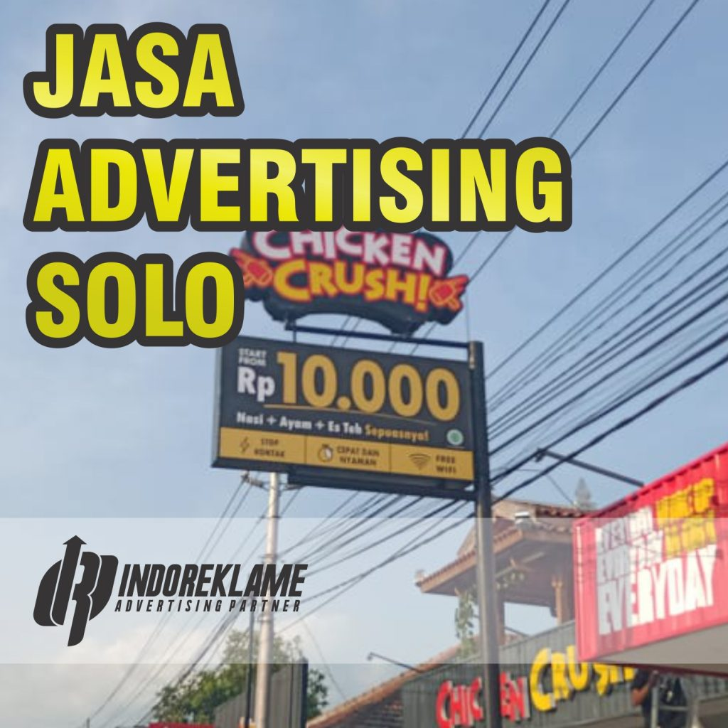 Jasa Advertising Solo