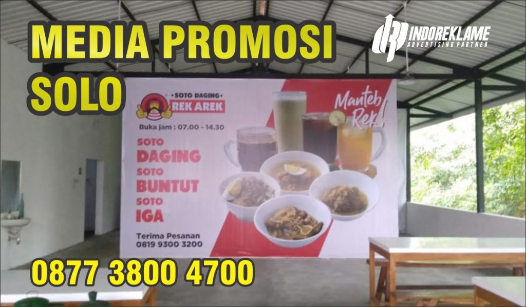 Jasa Advertising Solo Murah