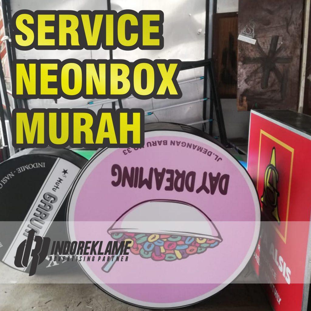 Neonbox Akrilik