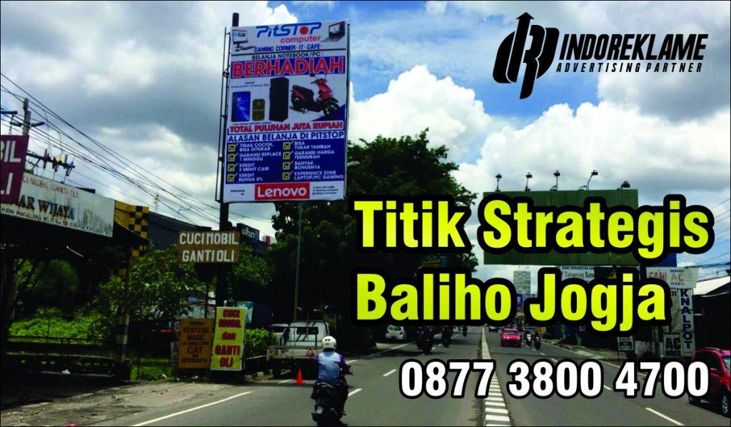 Titik Baliho Jogja