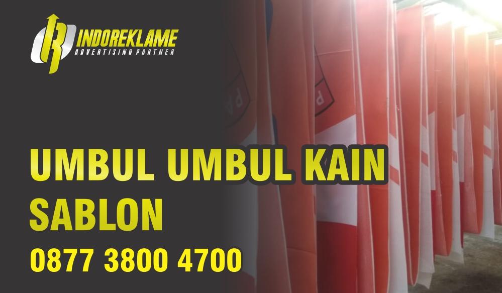 Umbul-umbul Sablon