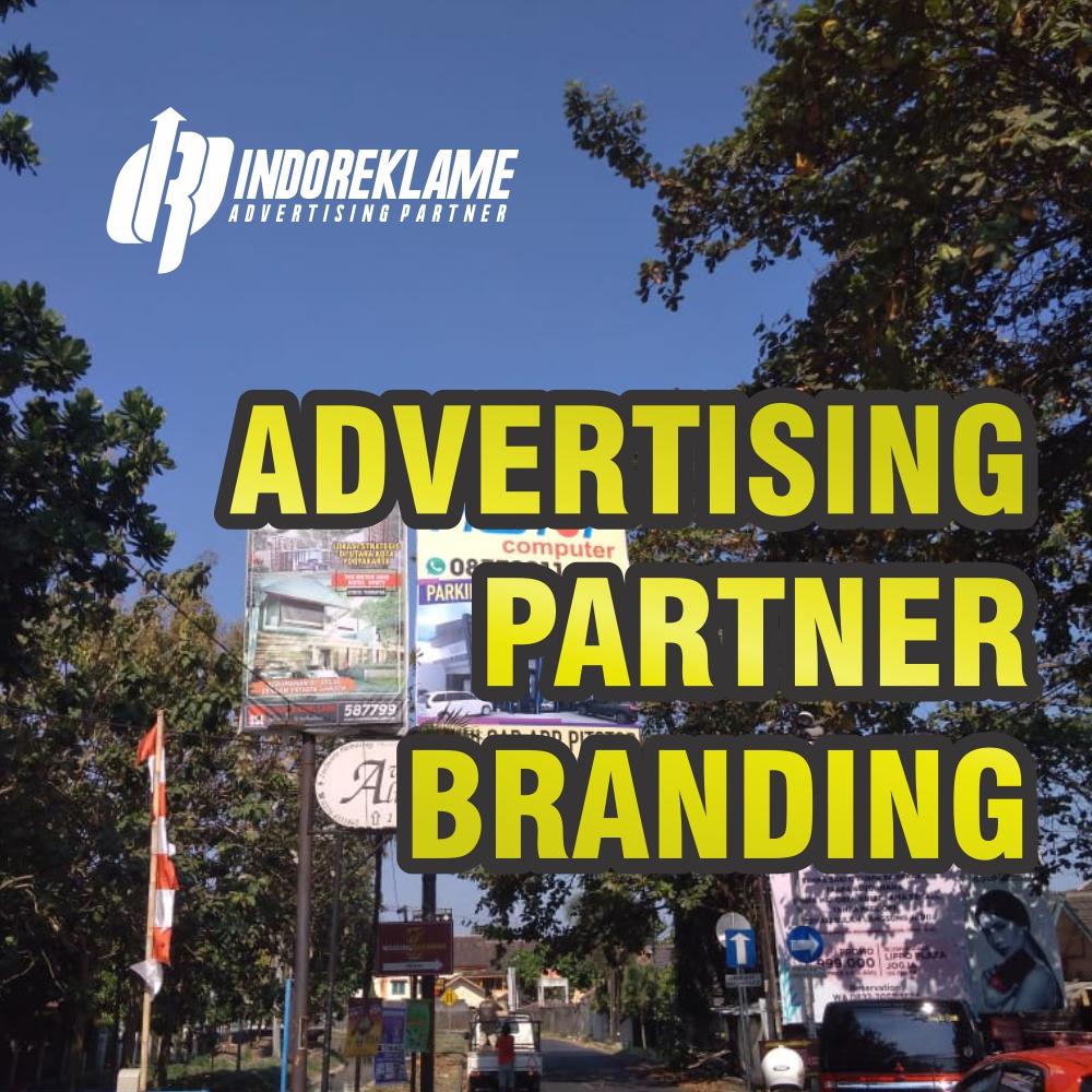 Advertising untuk branding