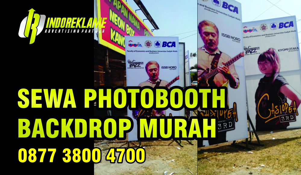 Sewa Photobooth Jogja