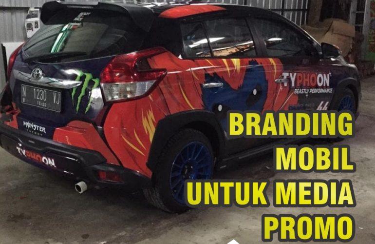 Branding Mobil Murah