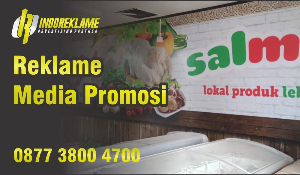 Reklame Media Promosi