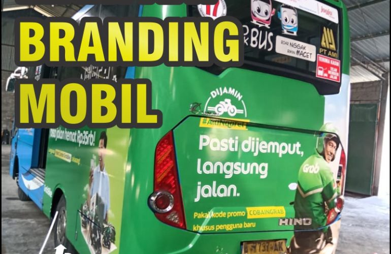 Manfaat Branding Mobil