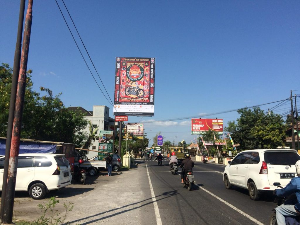 Titik baliho dan billboard jogja