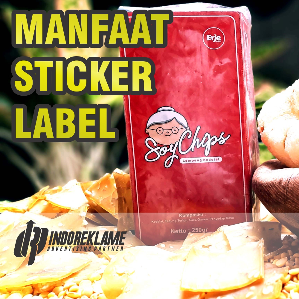 Manfaat Sticker Label