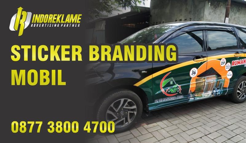 Branding Mobil jogja