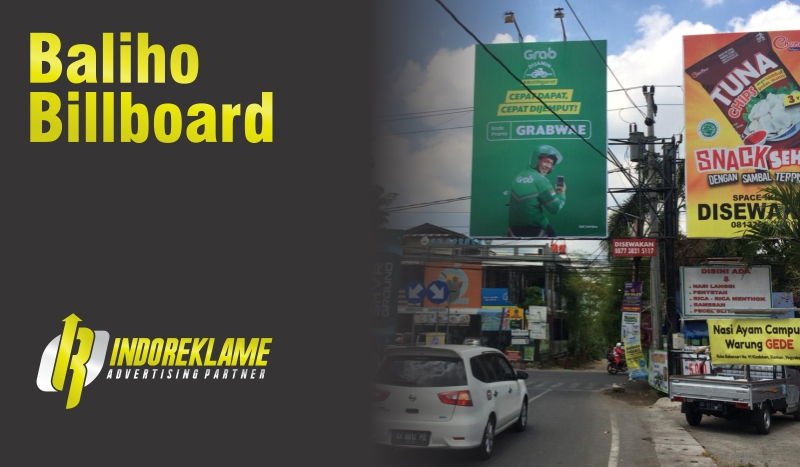 Baliho dan Billboard di jogja